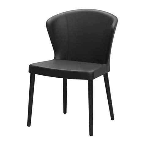 Black Dining Chairs Ikea Oddmund Chair Ikea