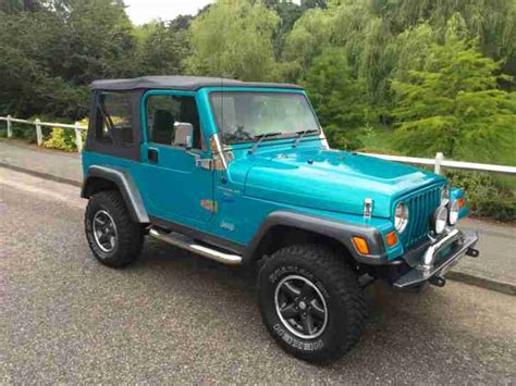 1999 jeep wrangler soft top jeep 1999 wrangler 4 0 sport soft top car for sale