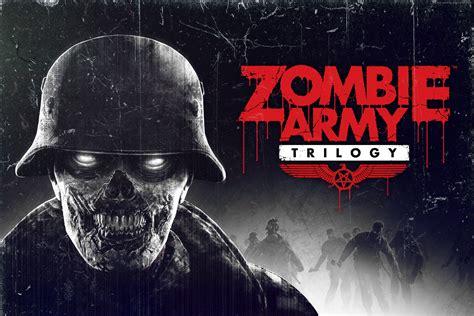 4k wallpaper zombie wallpaper zombie army trilogy best games 2015 shooter