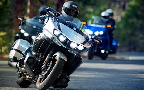 wallpapers yamaha star eluder bikers  bikes