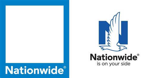 nationwide insurance nationwide finds nearly 70 year eagle logo still resonated better than its blue