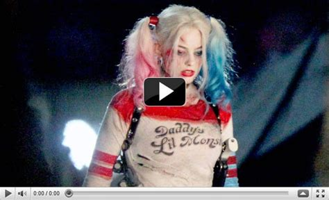 Margot Robbie S Harley Quinn Suicide Squad Nude Sex Scenes Leaked Tmr Zoo
