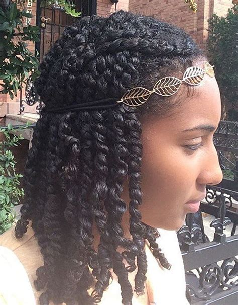 what products is best for kinky twist hairstyles on natural hair all twisted up 20 hot kinky twists hairstyles to try