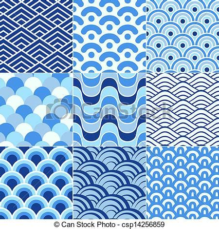 wave pattern en francais clipart vector of seamless retro wave pattern seamless