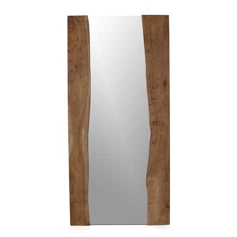 Sweater Mirrors Edge 01 live edge acacia wood floor mirror so that s cool