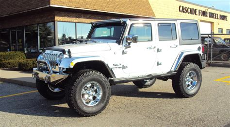 Best Tires For Jeep Wrangler Unlimited Cascade 4wd Four Wheel Drive Projects