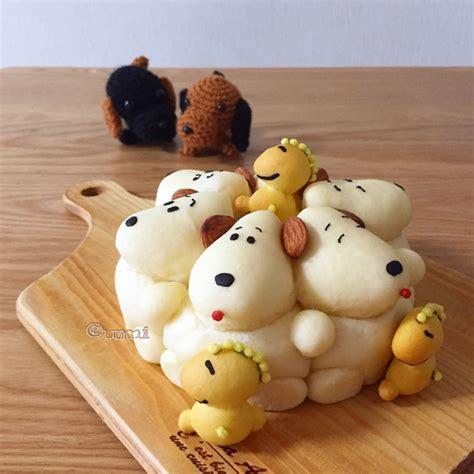 Jp Burung Hantu 1 ついに登場 ちぎりパンの進化版 3dちぎりパン がすごいんです マシマロ
