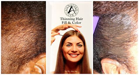 how to fill thin hair lines fun fierce fabulous beauty over 50 beauty thinning