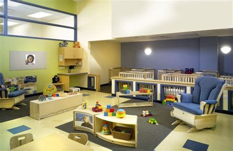 infant room homemanagement daycare design
