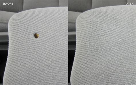 How To Repair Vinyl Upholstery by Photo We Fix Holes In Car Seats Fibrenew Inland Empire
