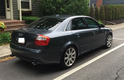 Audi 3 0 A4 by Unmodified 2005 Audi A4 3 0 Ultrasport Quattro Sedan