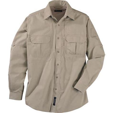 Kemeja Tactical 5 11 Tactical Shirt Sleeve Cotton 72157 Tactical Kit