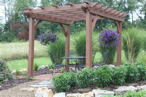 hometalk pergola season helpful tips to building your own