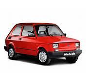 Fiat 126 Maluch Tuning Car