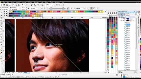 tutorial wpap dengan corel x5 tutorial wpap facet malas by ipank permana sota fukushi