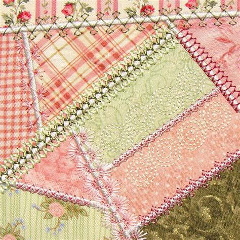 Patchwork Embroidery Stitches - 25 best ideas about quilt patterns on