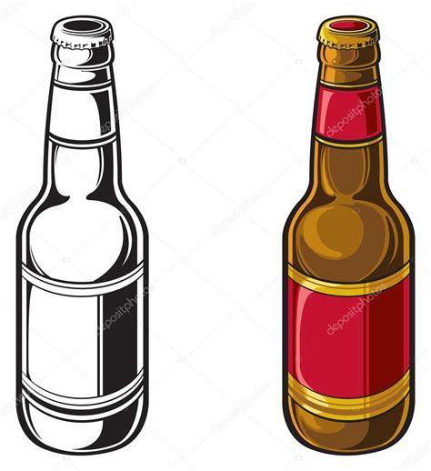 beer vector beer bottle stock vector 169 slipfloat 21519003
