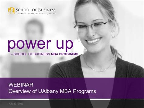 Up Mba Curriculum by Overview Of All Ualbany Mba Programs