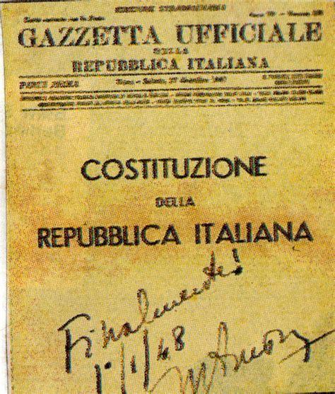 costituzione italiana testo la costituzione e i tre inganni delle unioni civili
