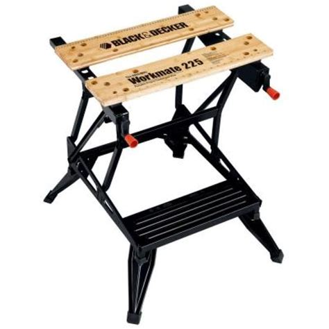 black decker workmate 225 portable project center and vise