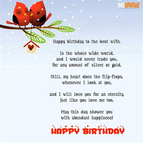 Happy Birthday Poems From by 10 Happy Birthday Poems For With From