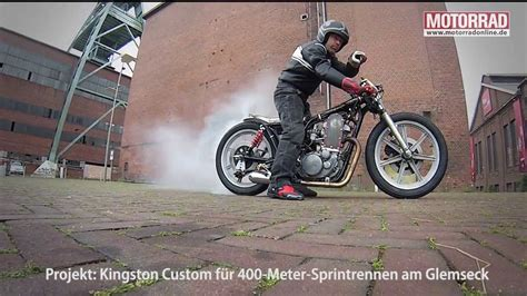Motorrad Burnout Videos by Burnout Motorrad Mit Porschemotor Youtube