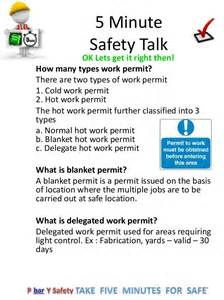 5 Minute Safety Topics For Warehousing » Ideas Home Design