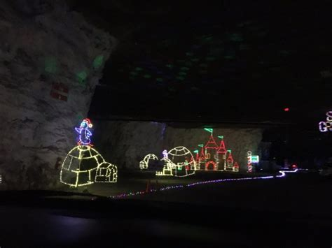 louisville underground christmas lights 2018 the cave in kentucky everyone needs to experience at least once