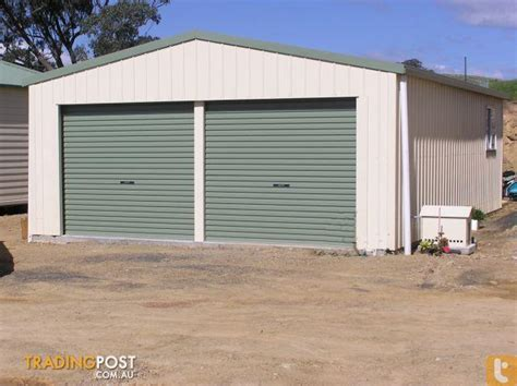 shed city factory manufactured gable roof garage for sale