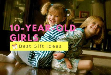 12 Best Gifts For 10 Year Old Girls  Creative and Fun