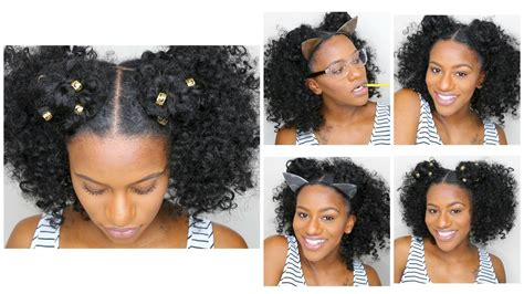i want to see some hairstyle i want to see some natural hairstyles 3 easy natural