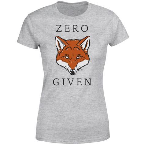 Zero Fox Given Shirt T Shirt zero fox given s t shirt grey my box