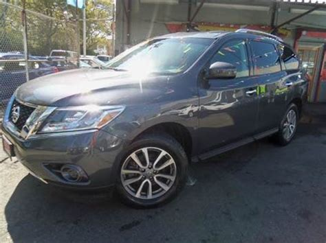 used nissan pathfinder for sale in nj used nissan pathfinder for sale newark nj carsforsale