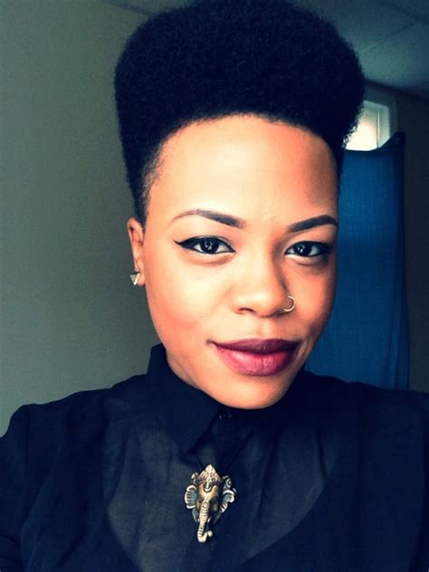 faded haircut for black women high top fade haircut for women styles weekly