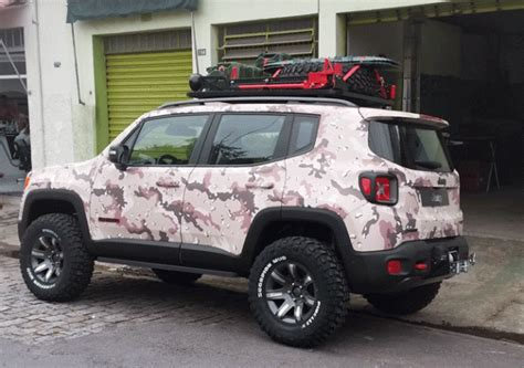jeep renegade lifted lifted renegade from overland travel