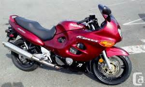 2000 suzuki katana 750 gsxf esquimalt for sale in