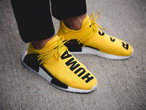 Adidas Nmd Runner X Pharell William Human Species Black 1 pharrell williams x adidas originals consortium