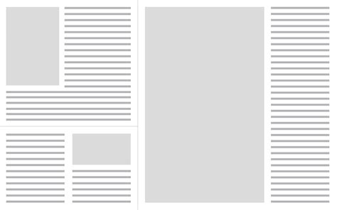 powerpoint layout blank image gallery newspaper background template