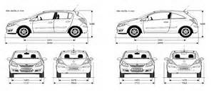 Opel Corsa Dimensions Combo Corsa Sport For Vauxhall And Opel B C Pictures
