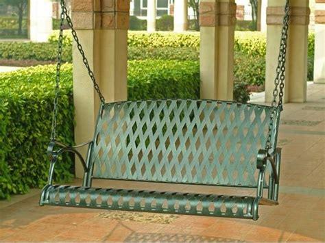porch swing metal metal porch swing plans free