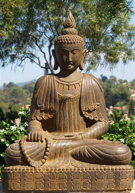 buddha statues or sculptures buddhist statue and hindu sold stone detailed buddha statue 49 quot 67ls43 hindu