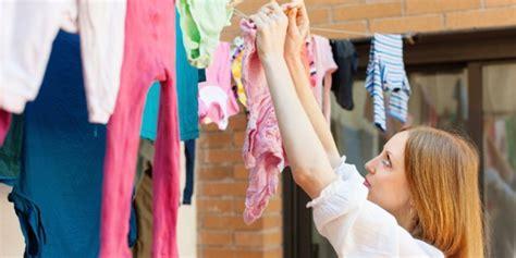Dijamin Laundry Bra Bag Untuk Bra Agar Tidak Rusak Ketika Dicuci trik jemur pakaian agar cepat kering tak apek di musim
