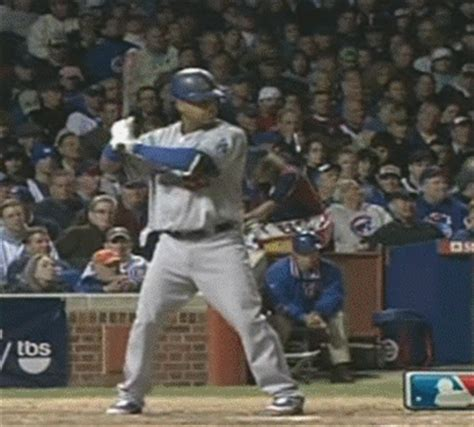 manny ramirez swing hitting no mechanics just movement