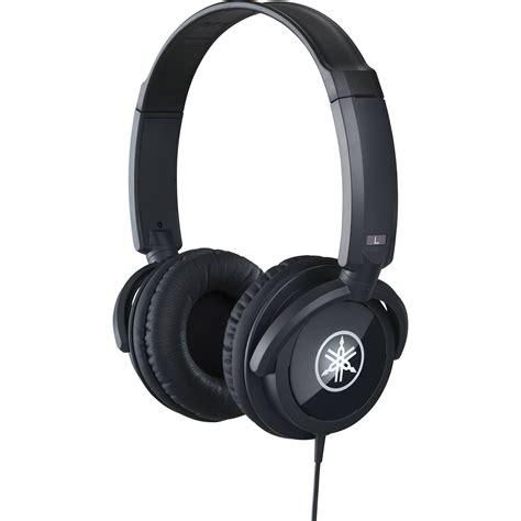 Headphone Yamaha Hph 100b Dynamic Closed Back Headphones Original yamaha hph 100b closed stereo headphones black hph 100b b h