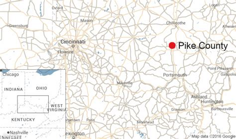 Pike County Records Ohio Execution Style Shootings Authorities Search For Suspects World Cbc News