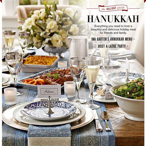 ina garten jewish ina garten s hanukkah recipes chef barefoot contessa