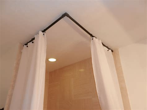 shower curtain rail l shaped l shaped shower curtain rail suction curtain menzilperde net