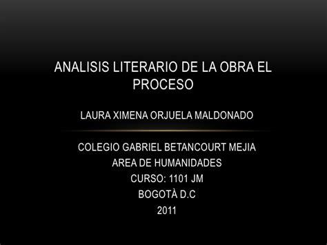 analisis literario de la obra tempestad en la cordillera analisis literario de la obra el proceso