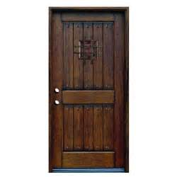 home depot solid door 36 in x 80 in rustic mahogany type prefinished