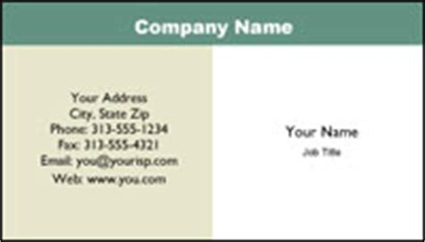 microsoft business cards templates free microsoft word business card templates and layout services